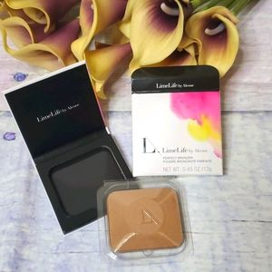 NWT LimeLife by Alcone Perfect Bronzer